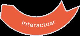 interactuar
